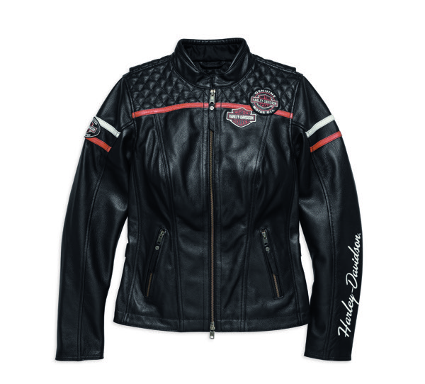 Miss Enthusiast Leather Jacket