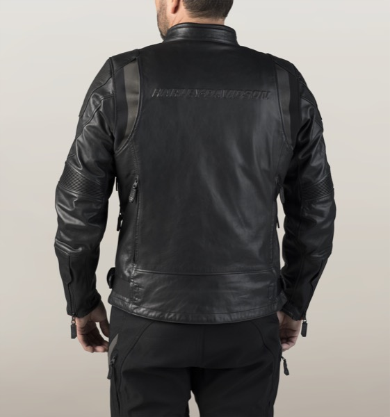 FXRG Triple Vent System Waterproof Leather Jacket