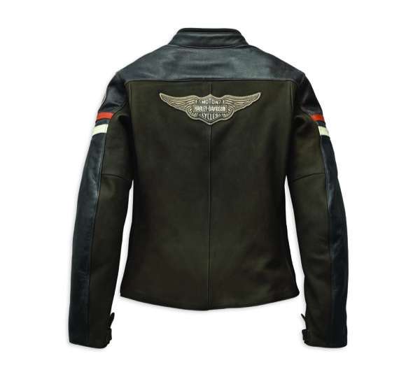 Delmita Leather Jacket
