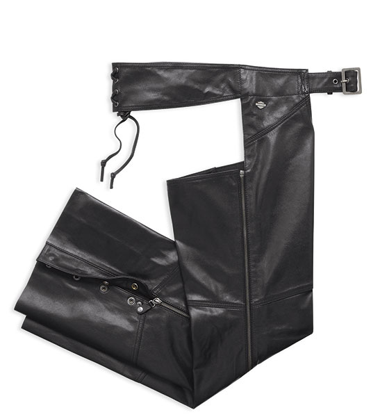 Essential Leather Chaps