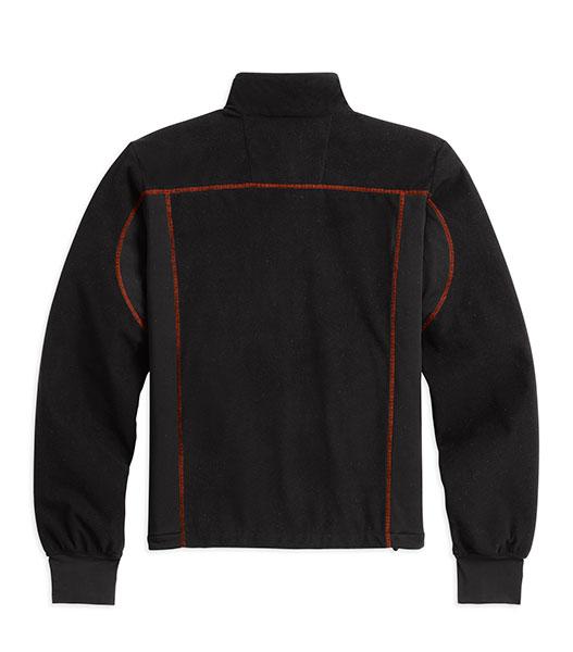 Fleece Mid-Layer Jacket