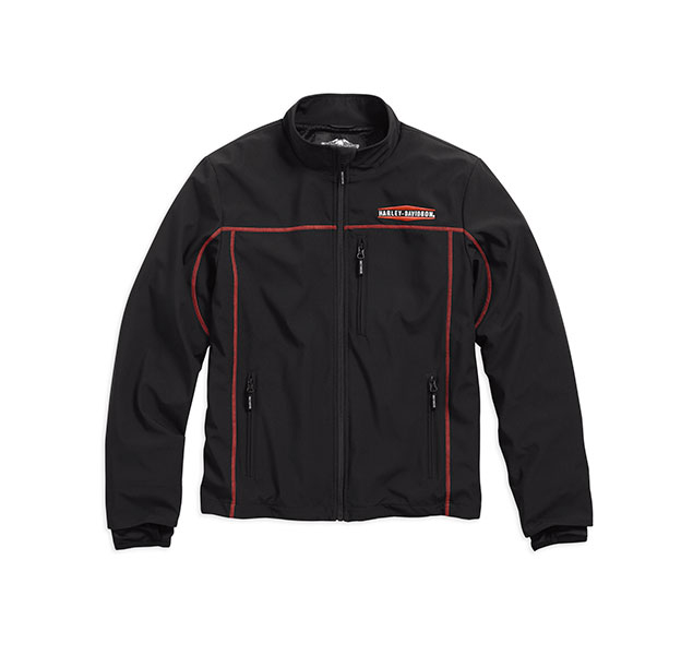 Anton Windproof Mid-Layer Jacket