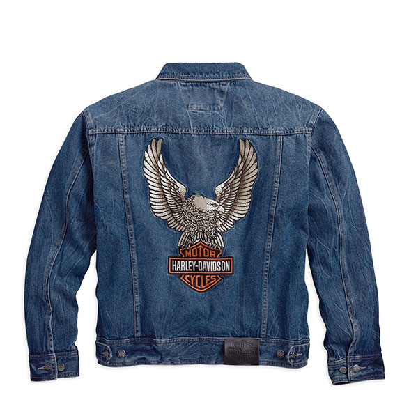 Eagle Denim Jacket