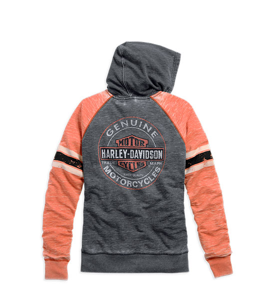 Genuine Oil Can Burnout Hoodie
