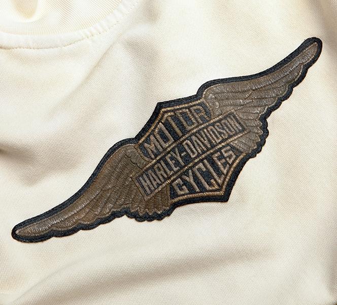 Felt Letter 1/4-Zip Pullover