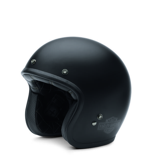 Genuine Retro 3/4 Helmet